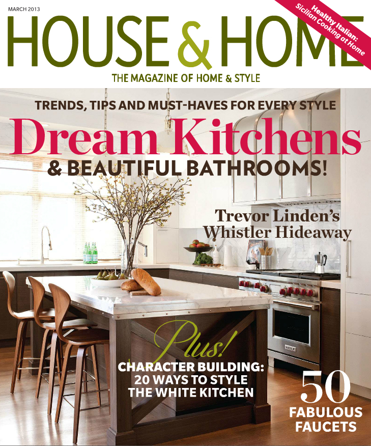 House And Home Cover