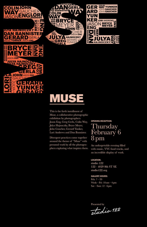 MUSE 2014 Web Poster